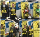MPs and MSPs supporting Scottish CND