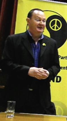 Bill Kidd MSP