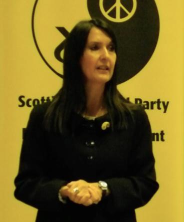 Margaret Ferrier, MSP