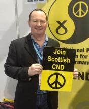 Bill Kidd MSP